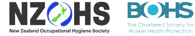 New Zealand Occupational Hygiene Society and The Chartered Society for Worker Health Protection